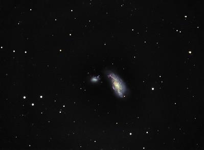 Cocoon Galaxy