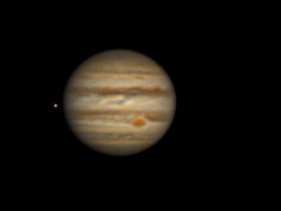 Jupiter - Spring 2015