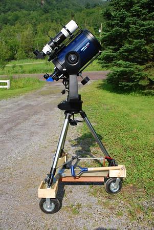 My telescopes