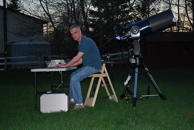 My setup, Spring 2013