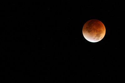 August 28, 2007 - Lunar eclipse