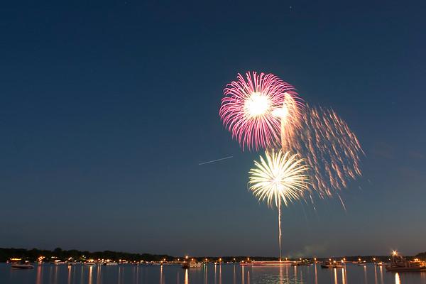 July 4, 2011 - ISS vs Decatur Illinois Fireworks