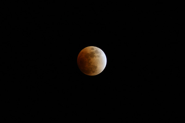 February 20, 2008 - Lunar eclipse