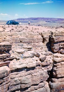 1947 Painted Desert Grand Canyon 8