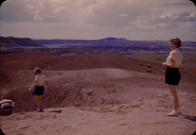 1947 Painted Desert Grand Canyon