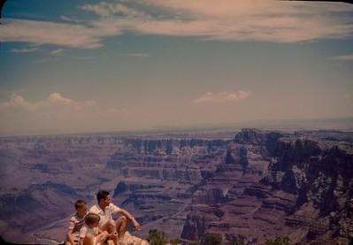 1947 Painted Desert Grand Canyon 9