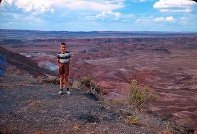 1947 Painted Desert Grand Canyon 4