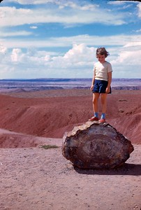 1947 Painted Desert Grand Canyon 2