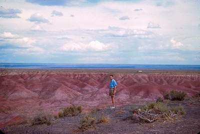 1947 Painted Desert Grand Canyon 3