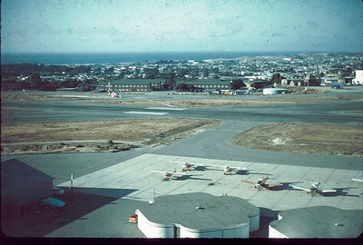 1963 09 Monterey Control tower 2