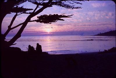 1963 09 Carmel Beach 3