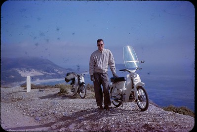 1963 09 Dave Radile at Big Sur