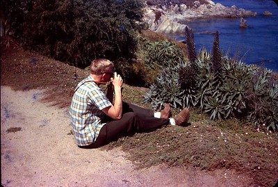1963 09 Phil L with camera