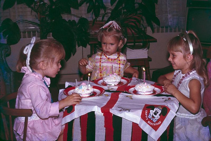 1970 09 Heather's Birthday 3