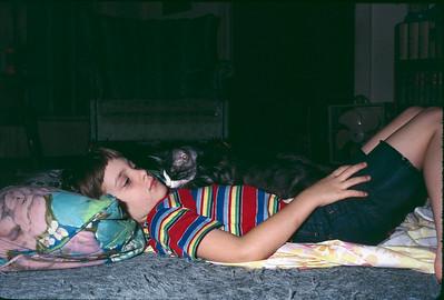 1980 09 Owen and Peeps 2