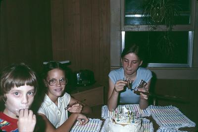 1980 09 Heather's Birthday 4