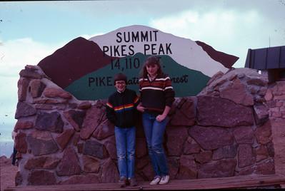 1984 08 Pikes Peak 2