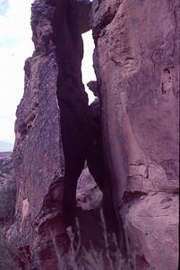 1984 08 Navajo monument 2