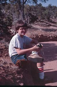 1984 08 Navajo monument 11