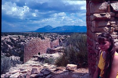 1984 08 Navajo monument 6