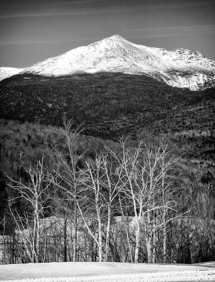 Mt. Washington Snowcap