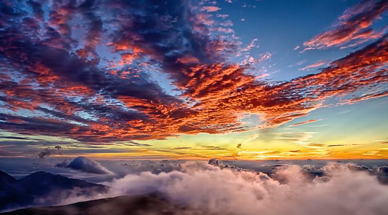 Mt. Washington Sunrise