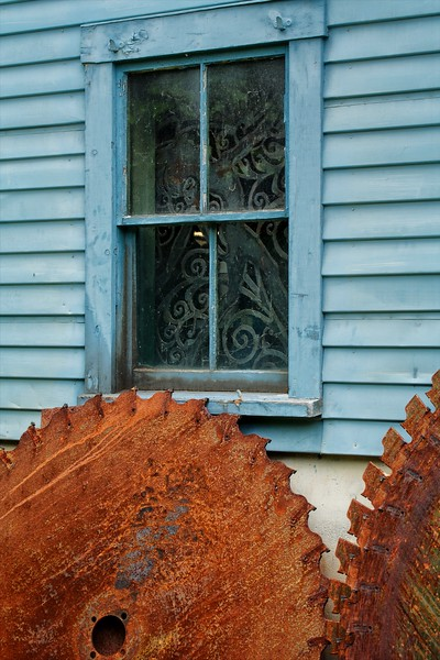 Filigree and Rust