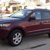 Looking Pretty - 2007 Hyundai Santa Fe