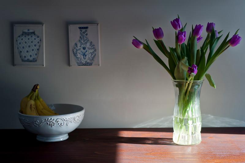 Bananas & Tulips