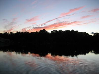 Sunset: Sept. 16, 2007
