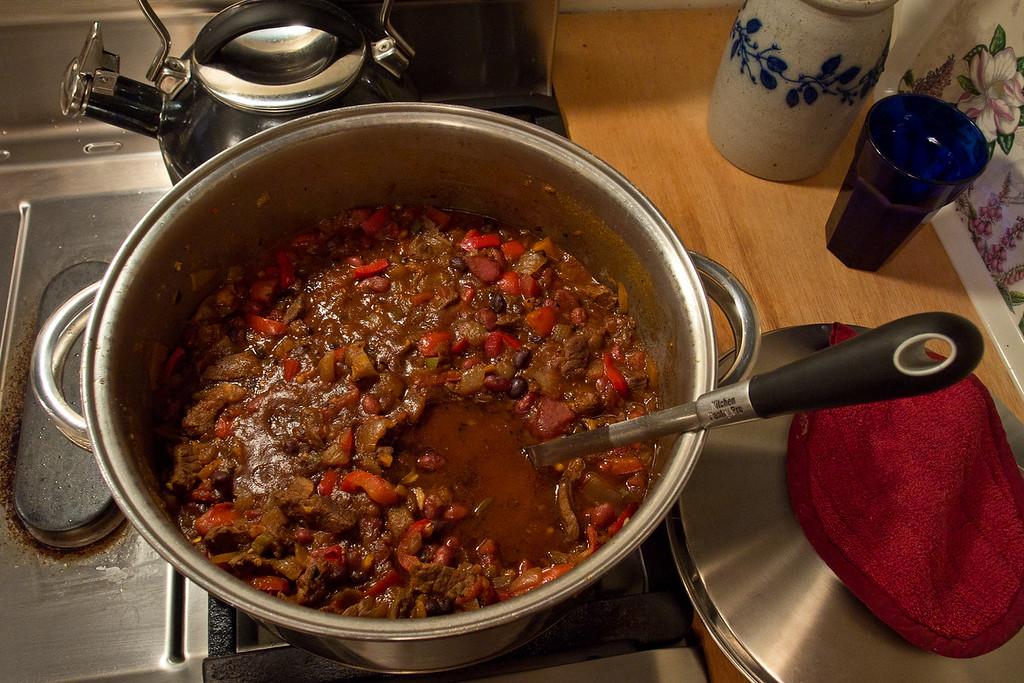 Ian's Chili