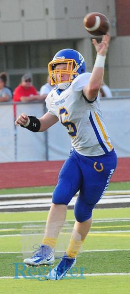 IHS Football at Prairie View 9/8