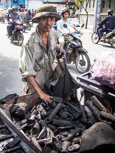 Coal man