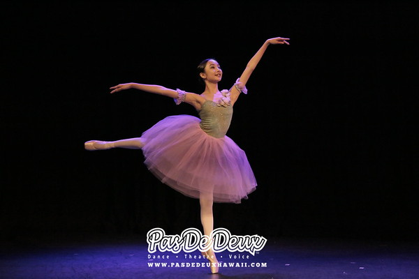 4.  Lilac Fairy Variation