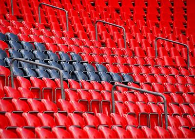 Seats. Toronto. August 2008.