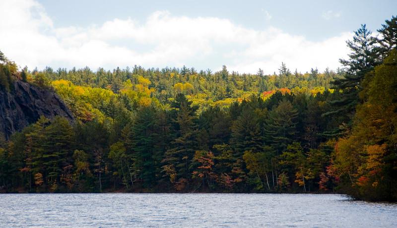 Mazinaw Lake.