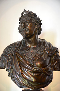 Bust of Christian IV