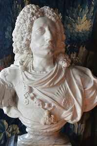Male Bust at Rosenborg Castle