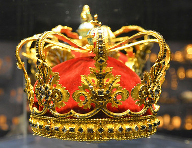 Crown at Rosenborg Castle