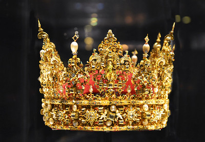 Crown Jewels at Rosenborg Castle