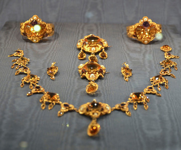 Royal Jewels at Rosenborg Castle