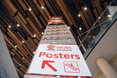21st International AIDS Conference (AIDS 2016), Durban, South Africa. Friday 22nd July 2016 : Venue - Durban ICC Random Pictures Photo©International AIDS Society/Abhi Indrarajan