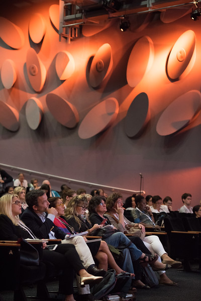 9th IAS Conference on HIV Science (IAS 2017) Paris, France. Copyright: Marcus Rose/IAS  Photo shows: Women's Health and HIV: Addressing Challenges across the Lifecycle (WESY01).