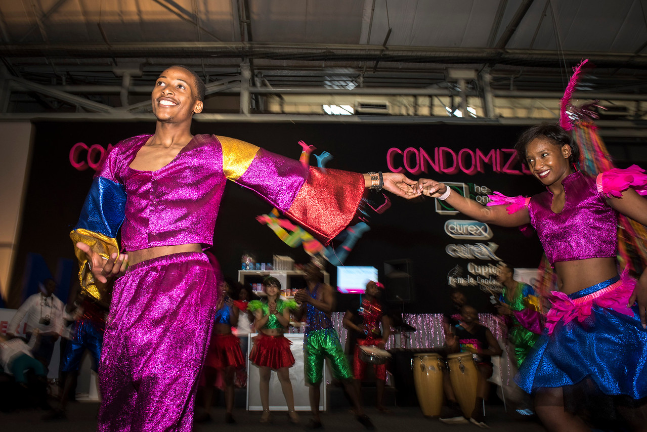 21st International AIDS Conference