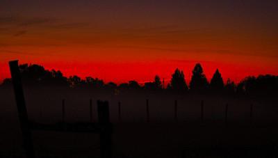My Frontyard Sunrises