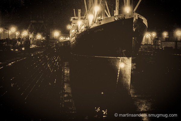 mv Suffolk 9/1/1964-23/9/1965