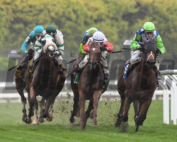 Hawksmoor wins the 2017 Beaugay Stakes<br /> Coglianese Photos/Robert Mauhar