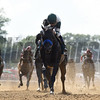 Mor Spirit wins the 2017 Met Mile<br /> Coglianese Photos