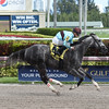 Bird Song wins the 2017 Fred W. Hooper Stakes<br /> Coglianese Photos/Leslie Martin