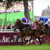 Chantilly Race Course, Chantilly France, photo by Mathea Kelley